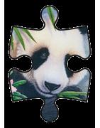 Mijn Panda Puzzels