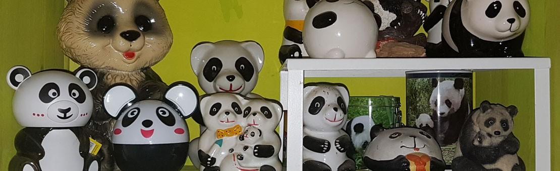 Mijn pandaverzameling
